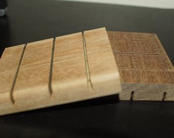 Handmade Wooden Soap Saver