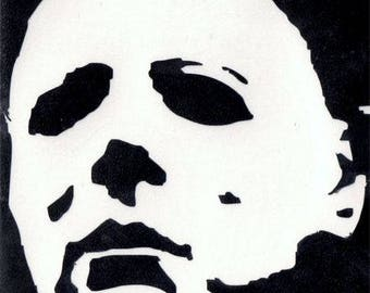 Michael Meyers--Halloween Shirt! Sz S-XL! Made to Order! NEW!! Bigger sizes available by request!!