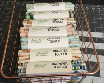 4 pack unpaper towels