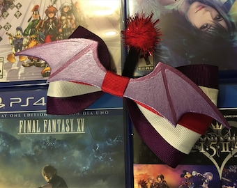 Final Fantasy Moogle Deluxe Cosplay Bow