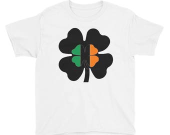Irish Clover ready to ship for St. Patrick's Day!!  Your lucky shirt