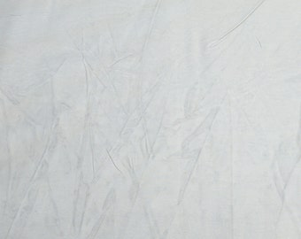 New Aged Muslin Cloth-Light Grey Cotton Fabric from Marcus Fabrics