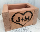 Wedding | wood box | cent...
