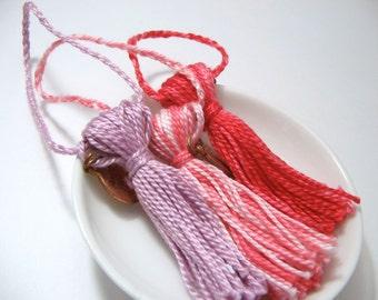 Preschool Graduation Tassel - Choose your Color - Children's Zipper Pull
