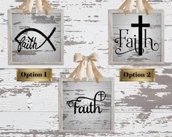 Faith Decals