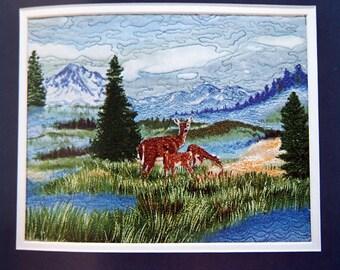 Quick Little Landscape Quilts By Joyce R. Becker Quilt Pattern Book 2011