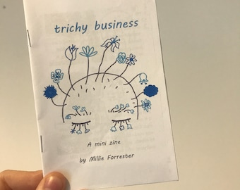 Trichy Business MINI ZINE