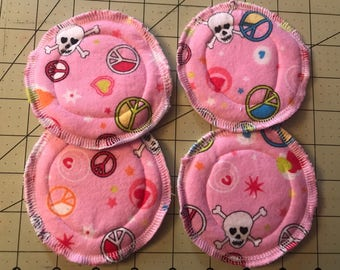 2 Pair of Overnight (Extra Absorbent) Breast Pads