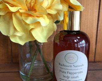 All Natural Honey Body Wash