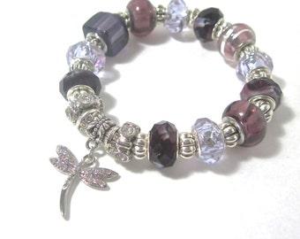 """Dragon Fly Bracelet """" Natures Special Messenger """""""