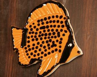 Angelfish, Mosaic piece