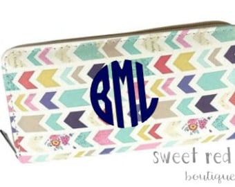 Summer Wallets with Optional Monogram