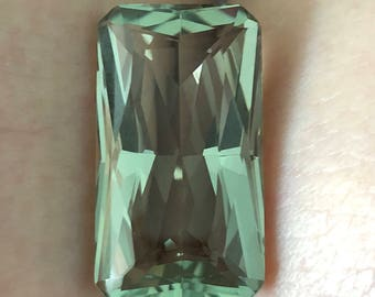 Prasiolite 16x29mm Green Amethyst  item13