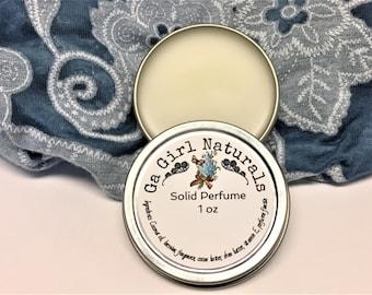 Wicked Type Solid Perfume, Natural Perfume, Perfume, Perfume Balm, Handmade