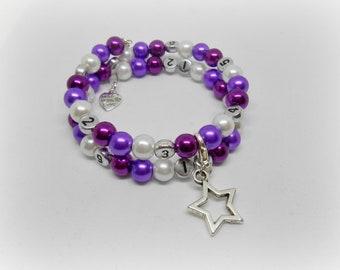 Bracelet d'allaitement de créateur, bracelet d'allaitement, bijou femme enceinte
