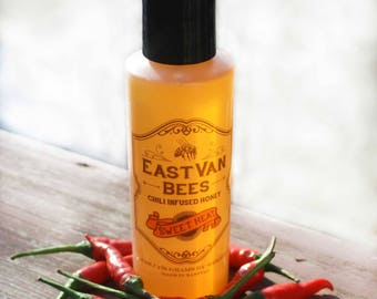 Sweet Heat (2 pack) Chili Infused Honey