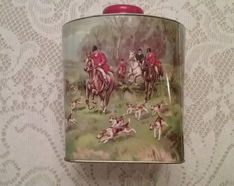 Vintage 1960's English Candy Tin