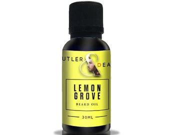 Lemon Grove 30ml beard oil
