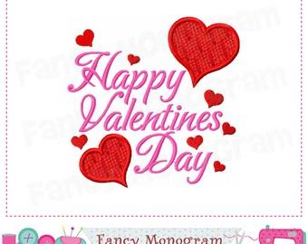Happy Valentines Day,Valentine applique,Valentine design,Valentine's day,Valentine,Valentines Day design.-1709