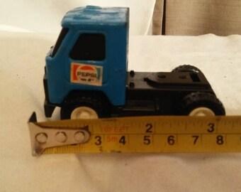 Vintage Buddy L pepsi truck