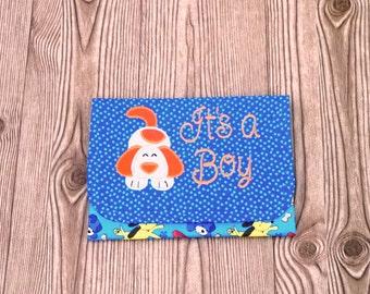 Diaper & Wipe Clutch/Small Diaper Bag/Dog Diaper and Baby Wipe Clutch/Mini Nappy Bag/Travel Small Diaper Bag/Diaper and Wipe Organizer