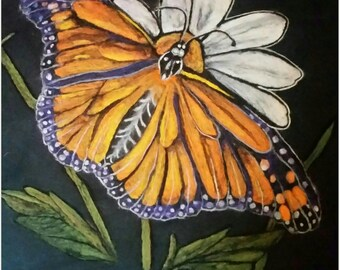 The Butterfly Pillow Cover