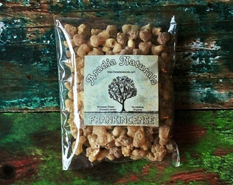 Sacred Frankincense - Resin for Incense or infuse for an Annonting Oil