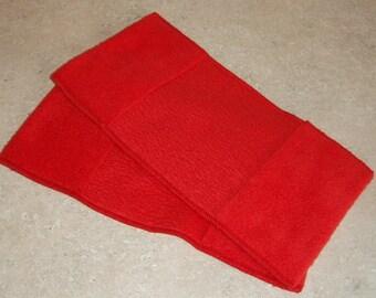 Swiffer Sweeper Fleece Pads Refill- Set of 2- Reusable- Red- 25001