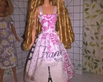 Sundress for 11 1/2 inch doll