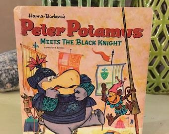 Hanna-Barbera's Peter Potamus Meets The Black Knight