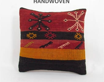 outdoor pillow kilim pillow cover boho wedding gift decorative pillows for patio furniture pillows 000968 Mothers Day Gift For Mom