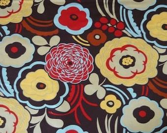 Fabric - Mocca in Chocolate - Alexander Henry - Half Yard