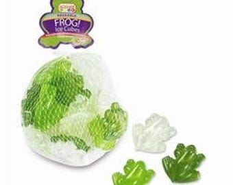 Passover Frog Reusable Ice Cubes, Table Decorations for Passover