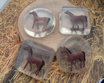 Horse Soap party favors