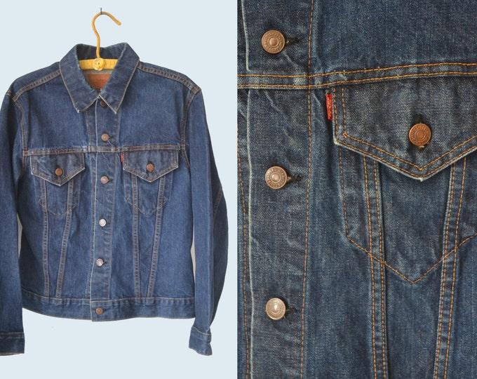 1960s Levis Big E Denim Jacket size M