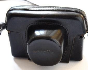 Minolta Minoltina S Rangefinder Camera Case