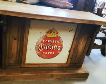 Unique Rustic Corona Bar