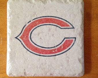 Chicago Bears Coasters Set of 4