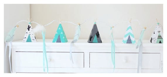 Nightlight TYEE MINT Teepees
