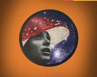 F&F Vinyl Space Sticker