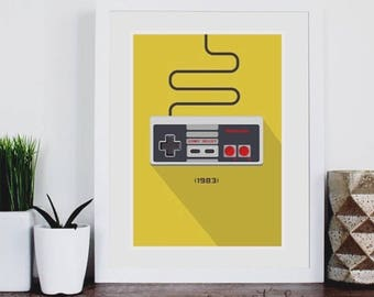 Nintendo controller (1983)
