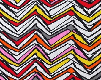 Chevron - IKEA Lyndby Cotton Fabric