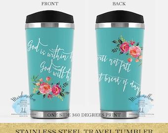 Travel Mug Bridesmaid Gift Travel Coffee Mug, Travel Tumbler Mug tumbler Gift for Mom, Wedding Gift Personalized Mug, Christmas Gift