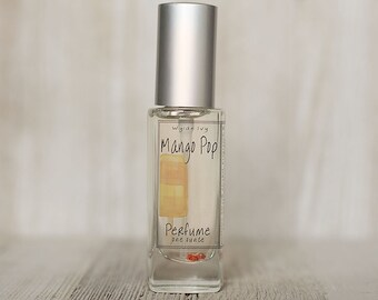 Mango Pop Perfume | Sweet Summer Fruit Fragrance