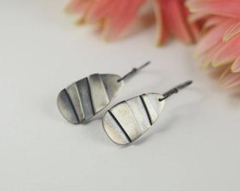 Earrings, Sterling Silver Earrings