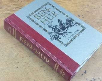 Ben-Hur, A Tale of Christ ~ Reader's Digest the World's Best Reading 1992 Hardcover