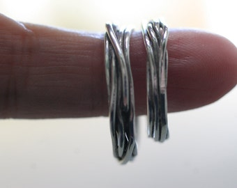 1 Fit to be tied wedding band