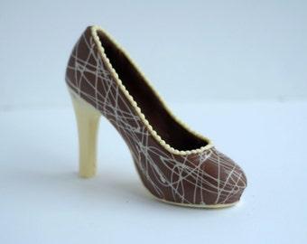 Chocolate shoe - the Manduria