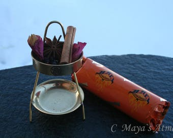 Loose incense set, witchy, witchery, occult, wicca, pagan, prayer, set, free shipping