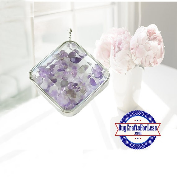 CLEARANCE Crystal PENDANT, Reiki Natural Amethyst +FREE SHiPPING & Discounts*